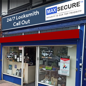 Locksmith store in Walthamstow